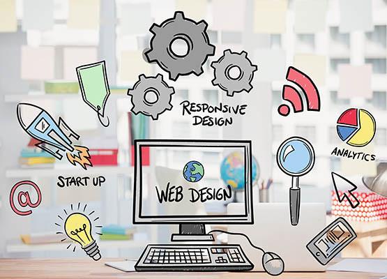 Web Designing in Haryana, India